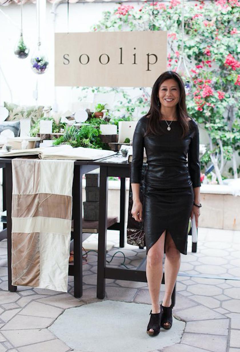 Wanda Wen, Founder of soolip.com