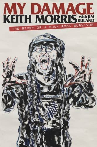 Keith Morris Launches My Damage Friday at Skylight Books