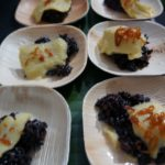 Neal Fraser's black sticky rice