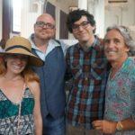 Stuart Skversky and friends