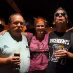 Steven Bacchius, Lauren Gartner and Mike Guerena Liquid Kitty PRB (Photo by Elise Thompson)