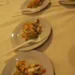 Knife's seafood salad ceviche.