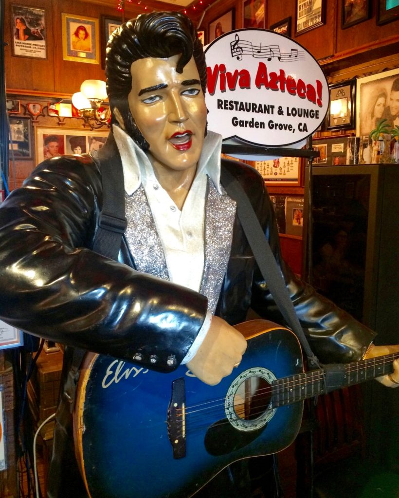 Offbeat L A The King I The Annual Elvis Festival In