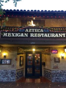 Azteca Restaurant (photo by Nikki Kreuzer)