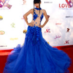 Honoree Bai Ling  (Photo by Billy Bennight)