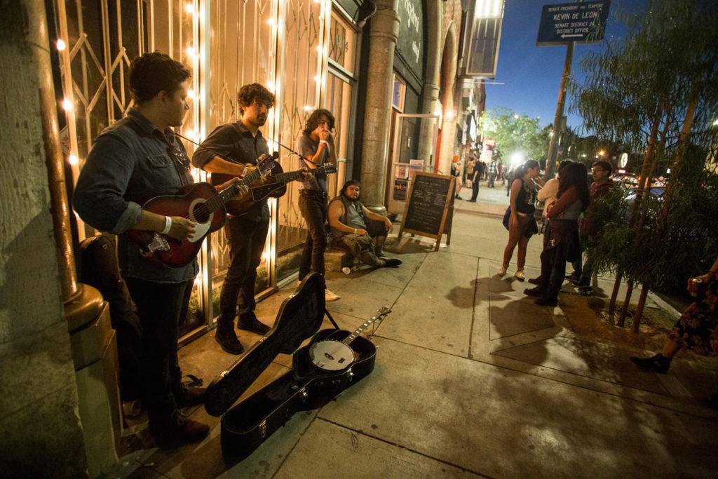 Echo Park Rising Photo by Carl Pocket