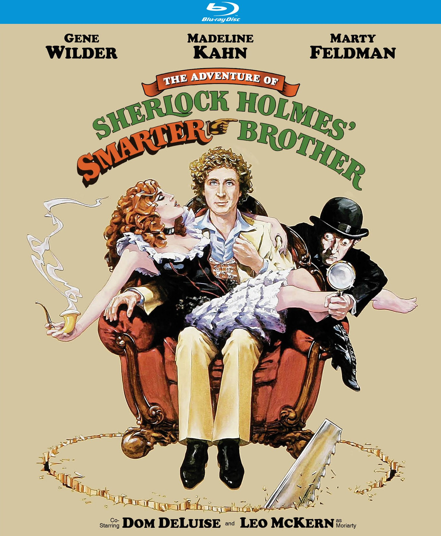 "Movies Till Dawn: Gene Wilder Tribute – ""The Adventure of Sherlock Holmes' Smarter Brother"""