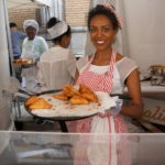Sambusa from Lalibela Ethiopian