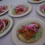 Jackfruit Pibil tacos from Pinche Tacos
