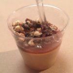 Lukshon's Duck XO Granola, Tamarind gastrique, Foie Gras mousse.