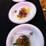 Ceviche Project's tuna ceviche