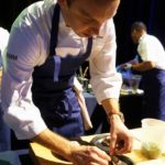 Chef Travis Strickland of Baltaire