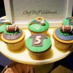 Duff Goldman's cupcakes