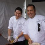 Chefs from The Four Seasons
