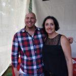 Chefs Michael Fiorelly and Rebecca Minaj from Love & Salt