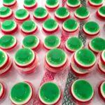 Abuelita's jellied desserts (Billy Bennight)