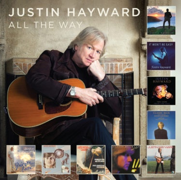 "CD Review: Justin Hayward ""All the Way"""