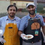 The Chori Man (Chef Humberto)