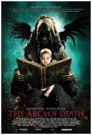 "Scary Movie Alternatives for the Halloween Season: Oct 8, ""The ABCs of Death"""