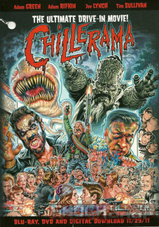 "Scary Movie Alternatives for the Halloween Season: October 31, ""Chillerama"""