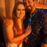 Chef Esdras Ochoa and wife