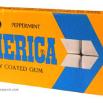 Greek gum from the 1970s paying tribute to our country.