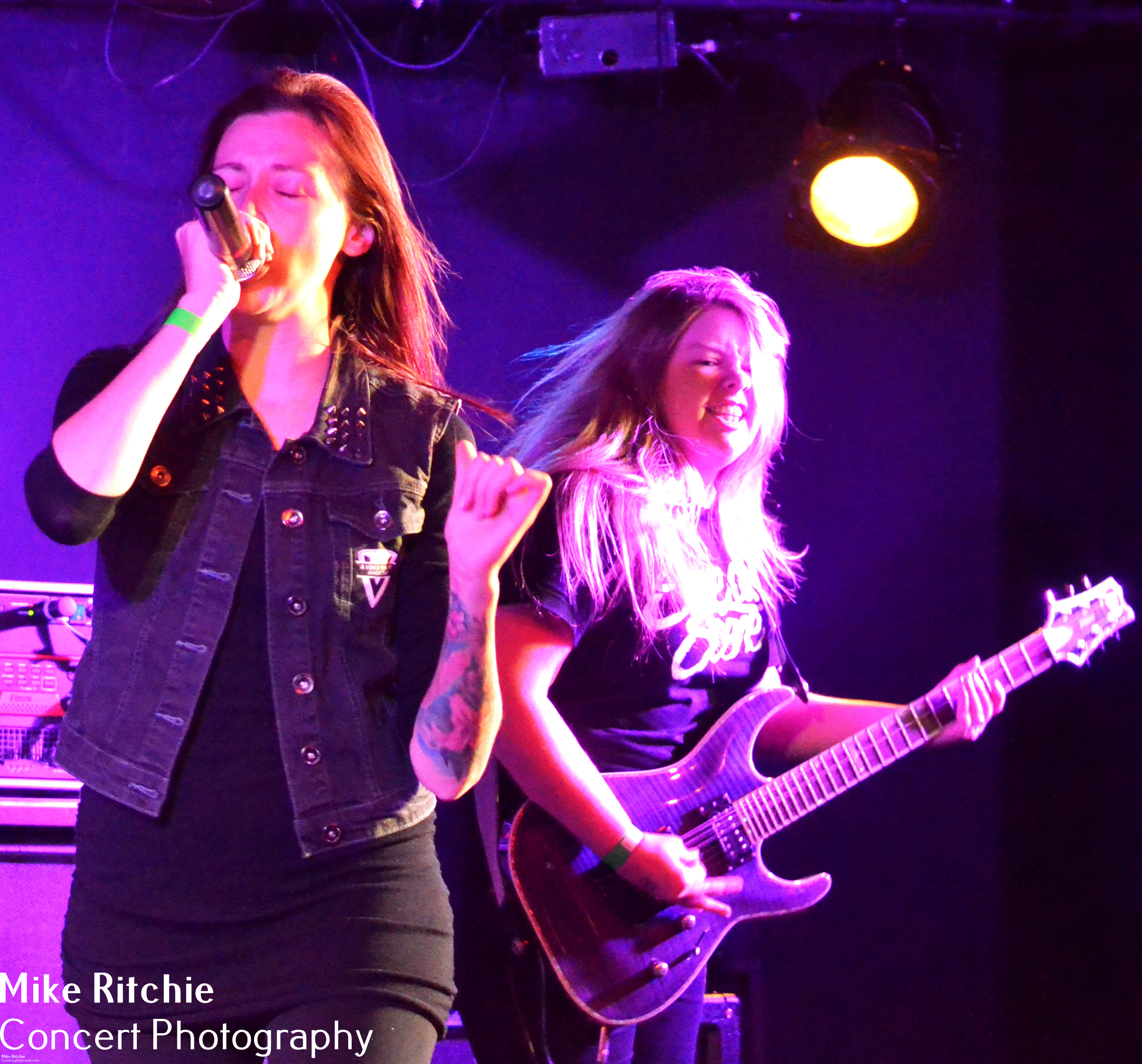 Review: Valora Finish Electric Angels Tour in Harrison Ohio