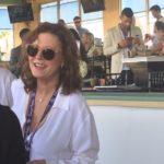 Susan Sarandon at  Breeders Cup World Championship 2016