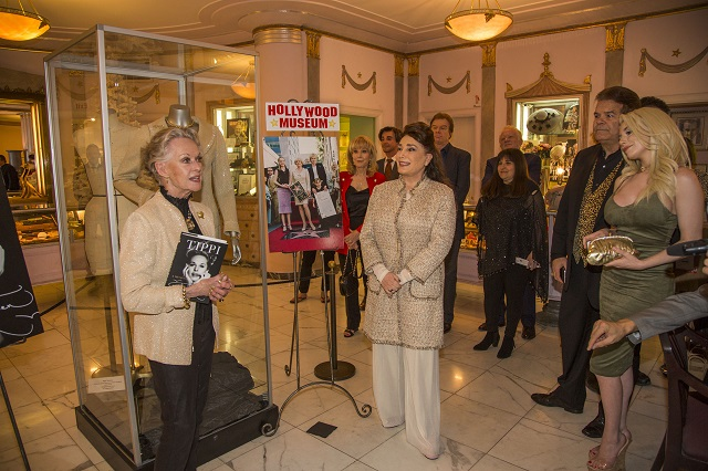 "Tippi Hedren's Book Signing for Long Awaited Autobiography ""Tippi"": Soars, and Roars to Rousing Success!"