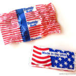 With all the U.S. candy being made in foreign countries these days, we have started seeing candy promoted as being made in the USA.