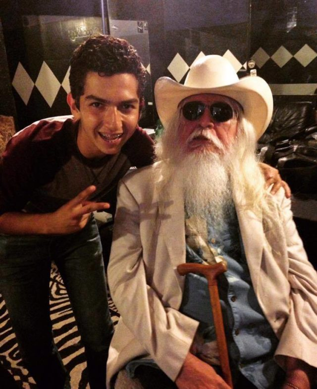RAY GOREN WITH LEON RUSSELL
