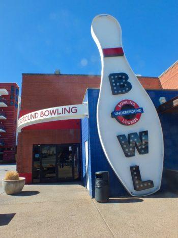 Bex bowling