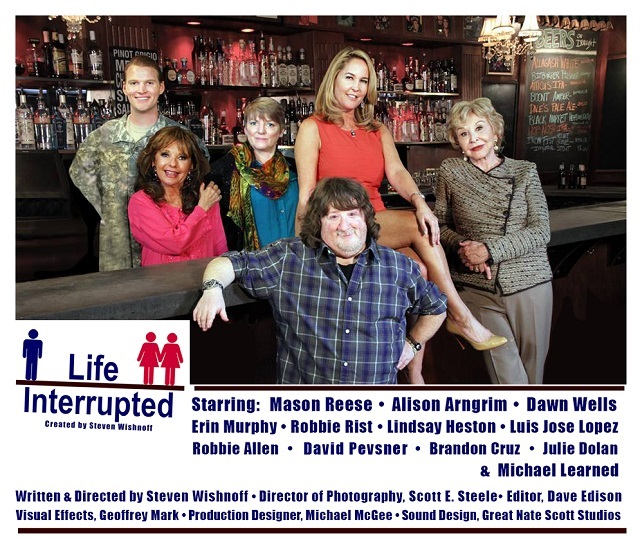 life interrupted a groundbreaking new sitcom starring all your rh thelosangelesbeat com life interrupted series life interrupted book