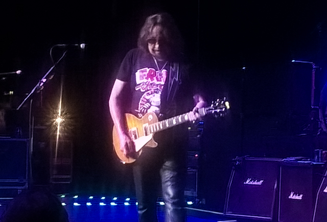 Live Review – Ace Frehley, Enuff Z'Nuff at Saban Theater