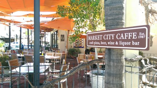 I'd Eat That: Quick and Classy Lunch at Market City Caffe, Burbank