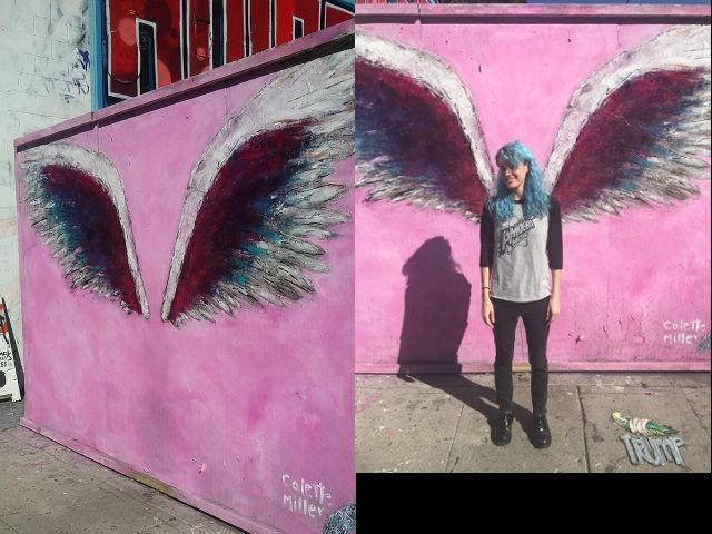 Random L.A. – Melrose Angel