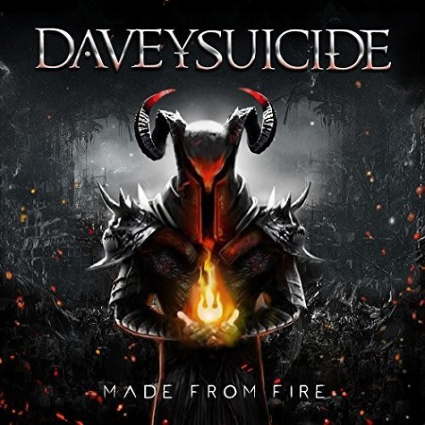 "Music Review: Davey Suicide- ""Made From Fire"""