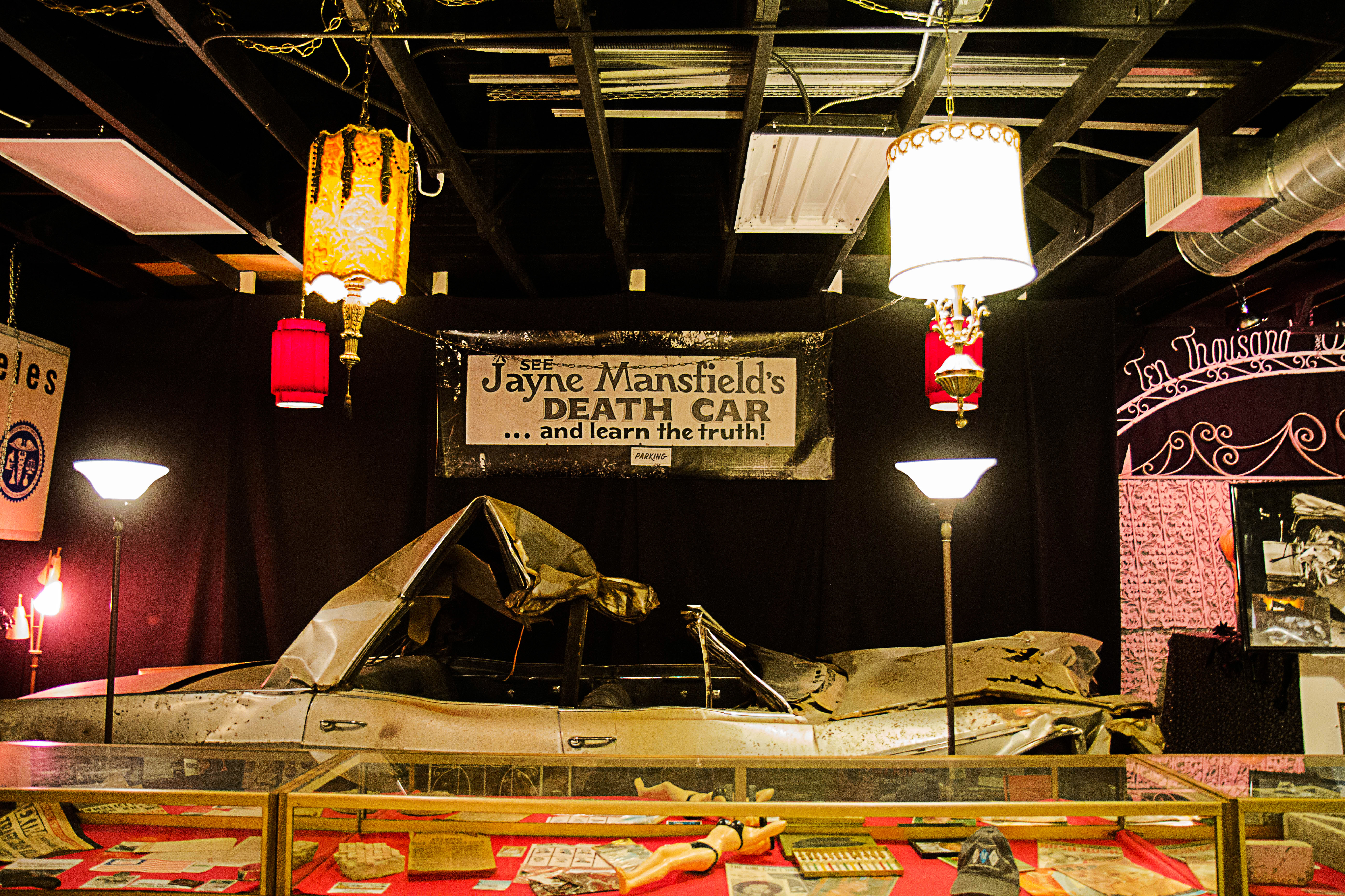 Car Museum Los Angeles >> Dearly Departed Tours and Artifact Museum (Erica Lancaster) | The LA Beat