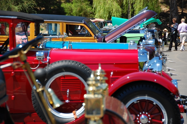 Concours d'Elegance – Rare, Beautiful Vintage Cars at the Historic Greystone Manor
