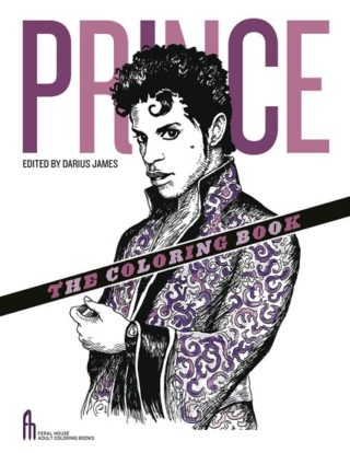 Better Buy More Purple Crayons Feral House Adds Prince To Their Coloring Book Series