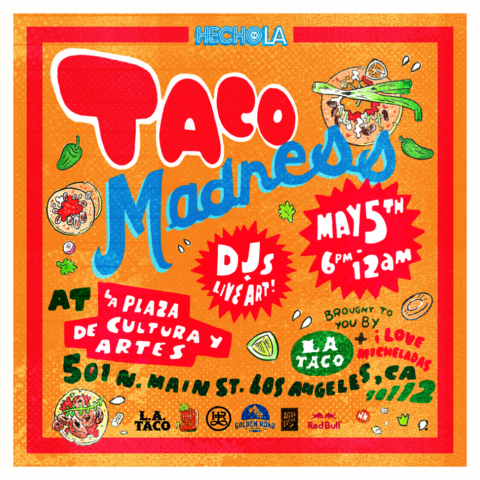 Taco Madness is Back!!! Tonight!!!