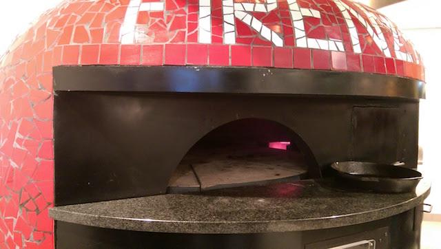 Hot oven! :D
