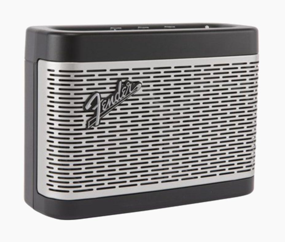 reviewed the fender newport bluetooth speaker the la beat. Black Bedroom Furniture Sets. Home Design Ideas