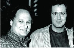 Budd Friedman and Andy Kaufman