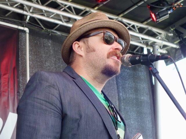 John Nemeth singing blues