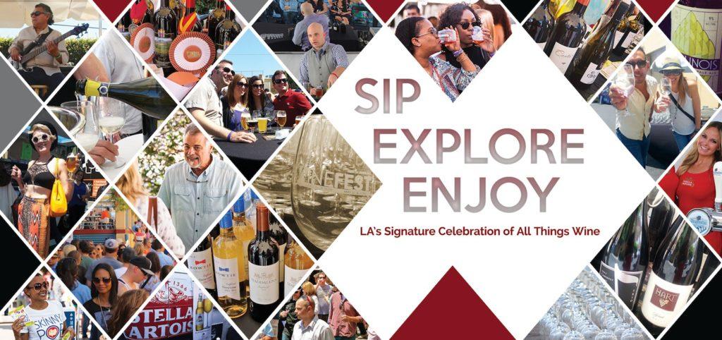 Sip Explore Enjoy - LA Wine Fest