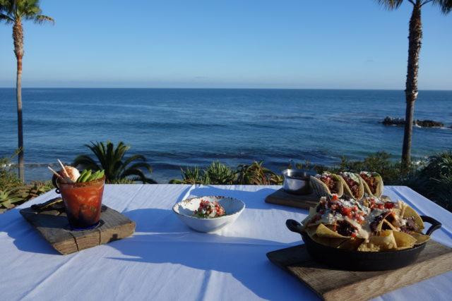 Laguna Beach Landmark Las Brisas Introduces New Patio Menu