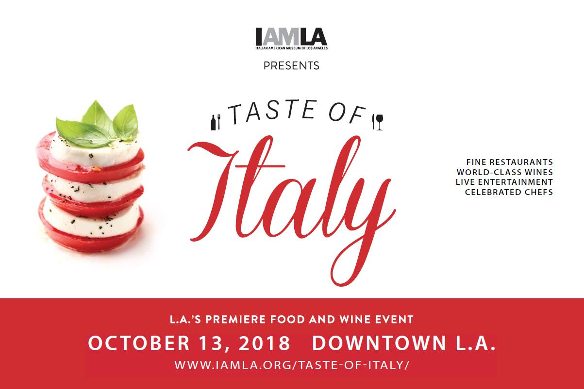 A Taste Of Italy The La Beat