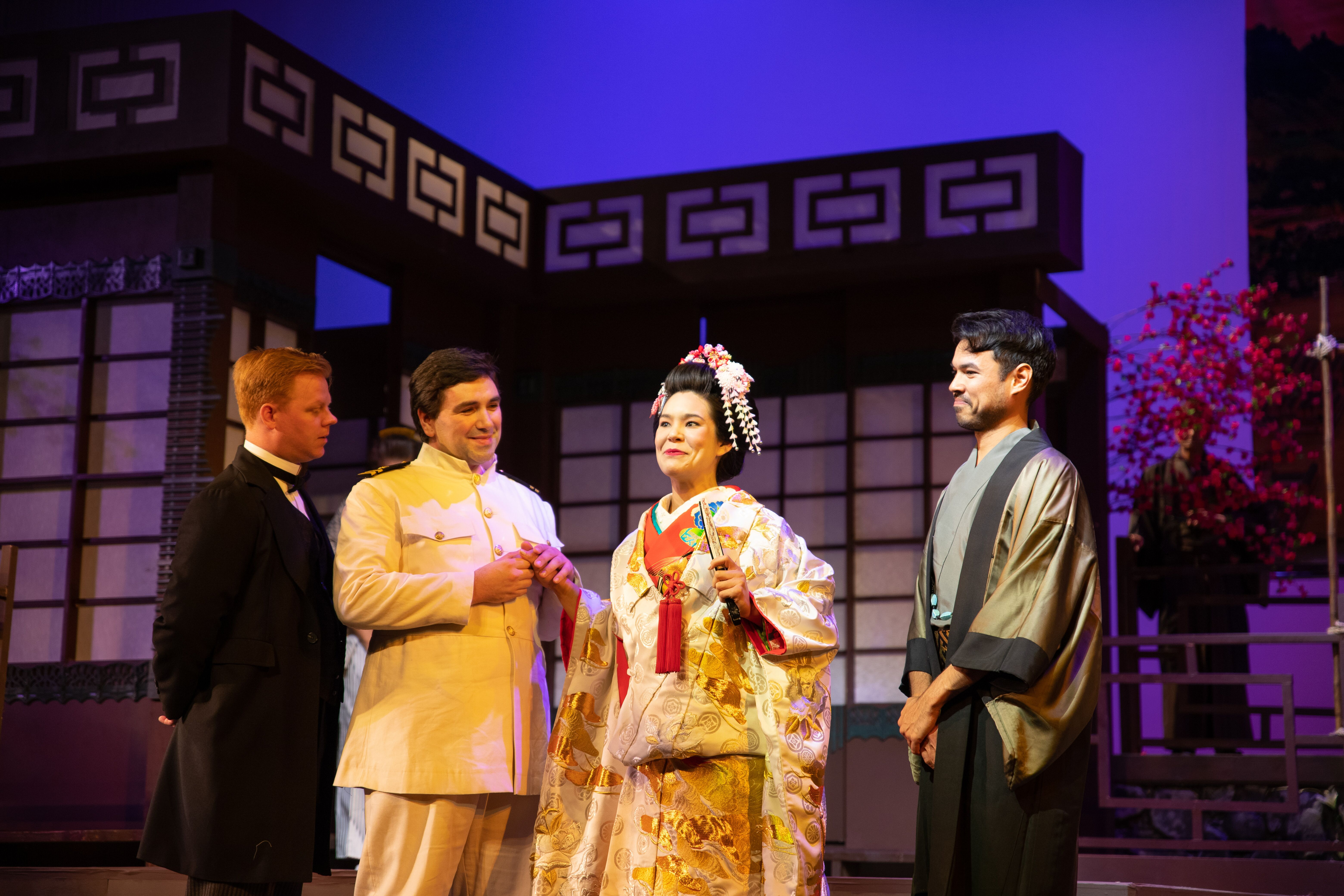 Pacific Opera Project to Livestream Madama Butterfly This