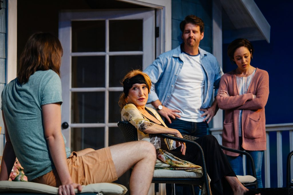 Theater: Too Much Sun by Nicky Silver  Through April 28 at the